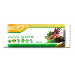 Barres Active green 11g de...