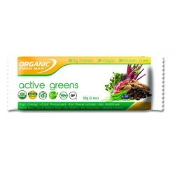 Organic Food Bar - barre vegan bio Active Greens