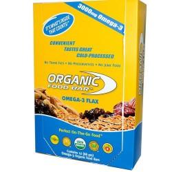Barres omega-3 flax (lin)...