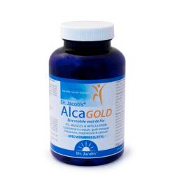 ALCAGOLD Dr Jacob's formule alcalinisante avec vitamines D3 K2