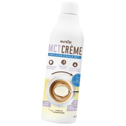 Nutribe MCT crème Vanille...