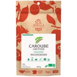 Caroube Crétoise crue bio -...