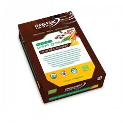 Organic Food bar Active Greens + Probiotiques barres bio et vegan