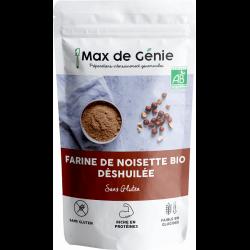 Farine de noisette Max de Génie 250g bio