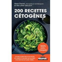 200 recettes cétogènes 100%...