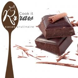 Pâte de Cacao cru bio sans...