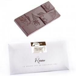 Tablette de chocolat bio...