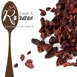 Pépites de cacao cru bio...