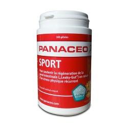 Panaceo Sport à base de zéolithe pour soutenir l'intestin lors d'efforts intenses et répétés