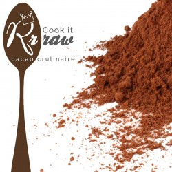 Poudre de cacao cru bio...