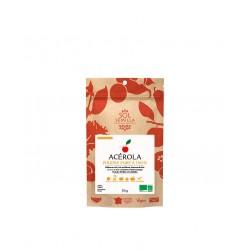 Acerola poudre Sol Semilla 100% pur 17% de vitamine C