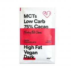 chocolat noir keto / céto  biologique avec TCM