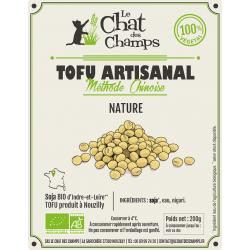 Tofu artisanal méthode...