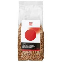 Véritable Natto de soja entier fermenté selon la méthode traditionnelle ancestrale japonaise.