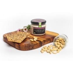 nutty bay faux mage lactofermenté bio à base de cajou, olives et origan