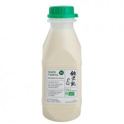 tonyu boisson au soja biologique selon un savoir faire artisanal japonais de Monsieur SUZU