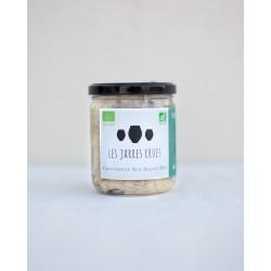 les jarres crues : choucroute aux algues non pasteurisée 400g