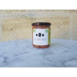 Kimchi édition limitée aux algues : les jarres crues - 400g
