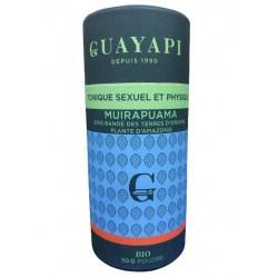 Muirapuama bio bois bandé de Guayapi  superaliment tonique