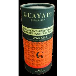 Warana -Guarana  poudre bio 65g de Guayapi - Guarana de très haute qualité
