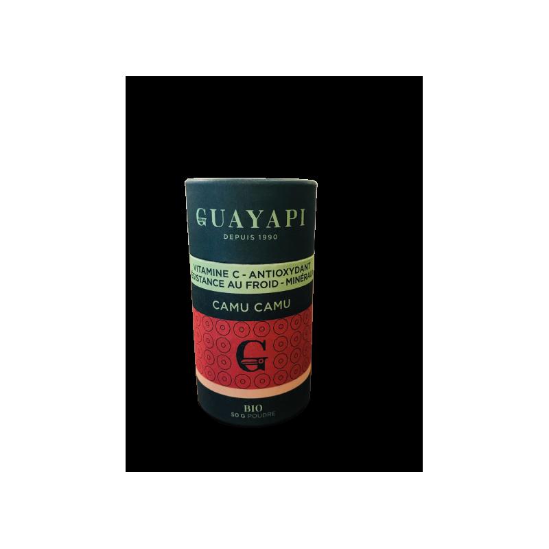 Camu camu biologique de Guayapi une source naturelle de vitamine C très dosée