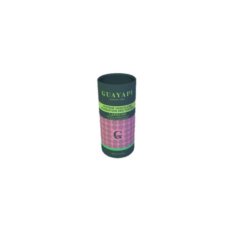 apacho 50g bio en poudre pour éliminer les toxines et renforcer le système vasculaire