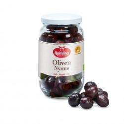 olives de Nyons bio au naturel de Keimling : conservation selon une méthode ancestrale