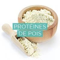 protéine de pois biologique Smoothie & Cuisson