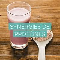 mix de protéines végétales bio