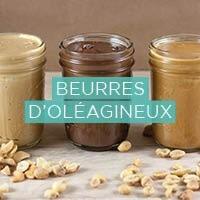 Purée d'oléagineux biologique biogermée qualité crue très nutritive