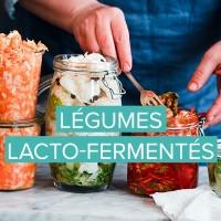 légumes lacto-fermentés non pasteurisés biologiques