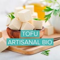 tofu biologique artisanal  frais de haute qualité et français