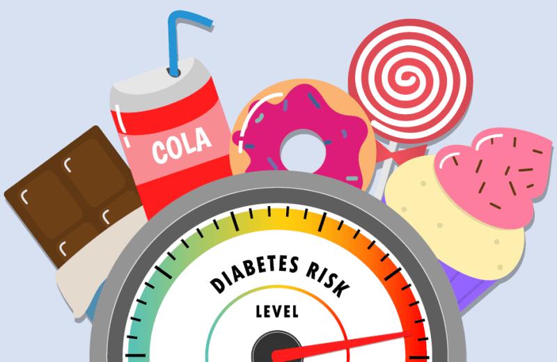 sucre glucides et diabete