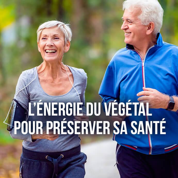 L'énergie du végétal pour préserver sa santé